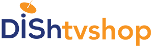 Dish Tv Shop Logo
