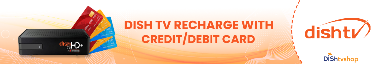 Dish Tv Recharge payment